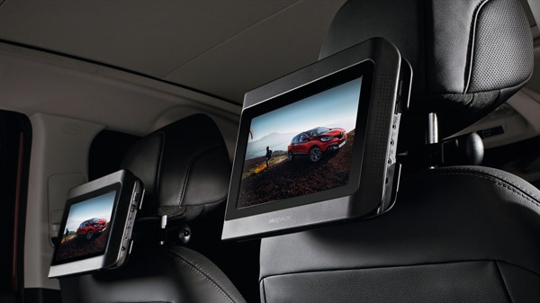 Renault KADJAR - support tablette tactile